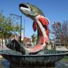 Kalkaska Trout Fountain