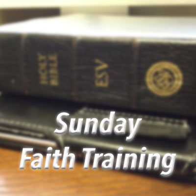 Sunday Faith Training