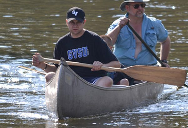 Men's Canoe Outing