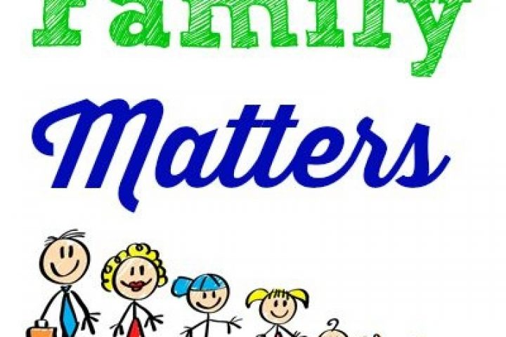 Family Matters Sermon Series
