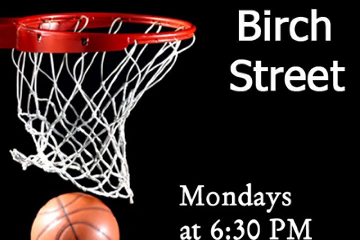 Basketball at Birch Street
