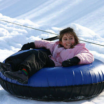 Snow Tubing Party